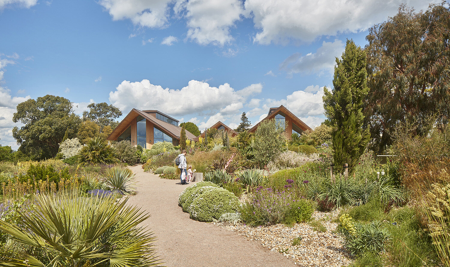 The Clore Education Centre for the Royal Horticultural Society