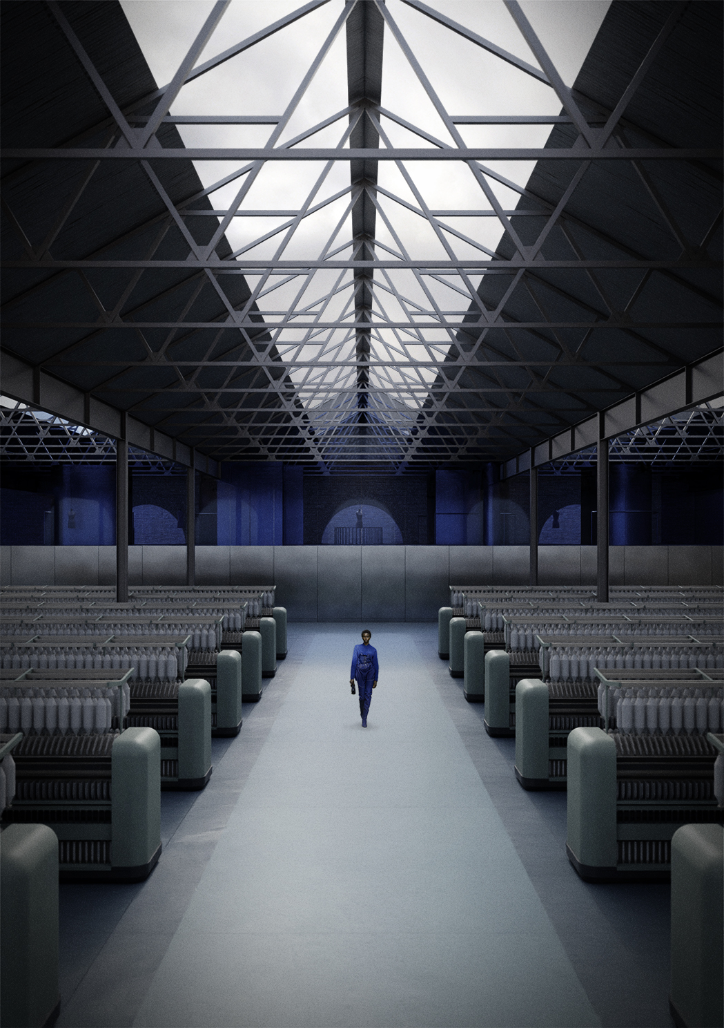 Factory: retail space