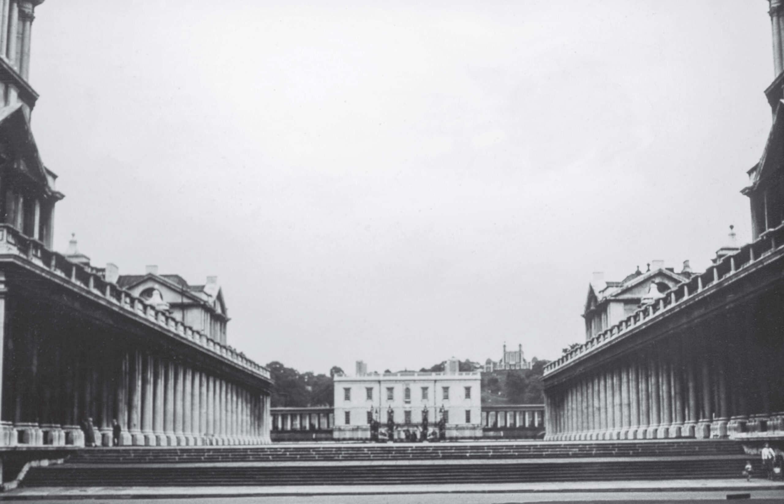 Royal Naval College and Queens House, Greenwich, London