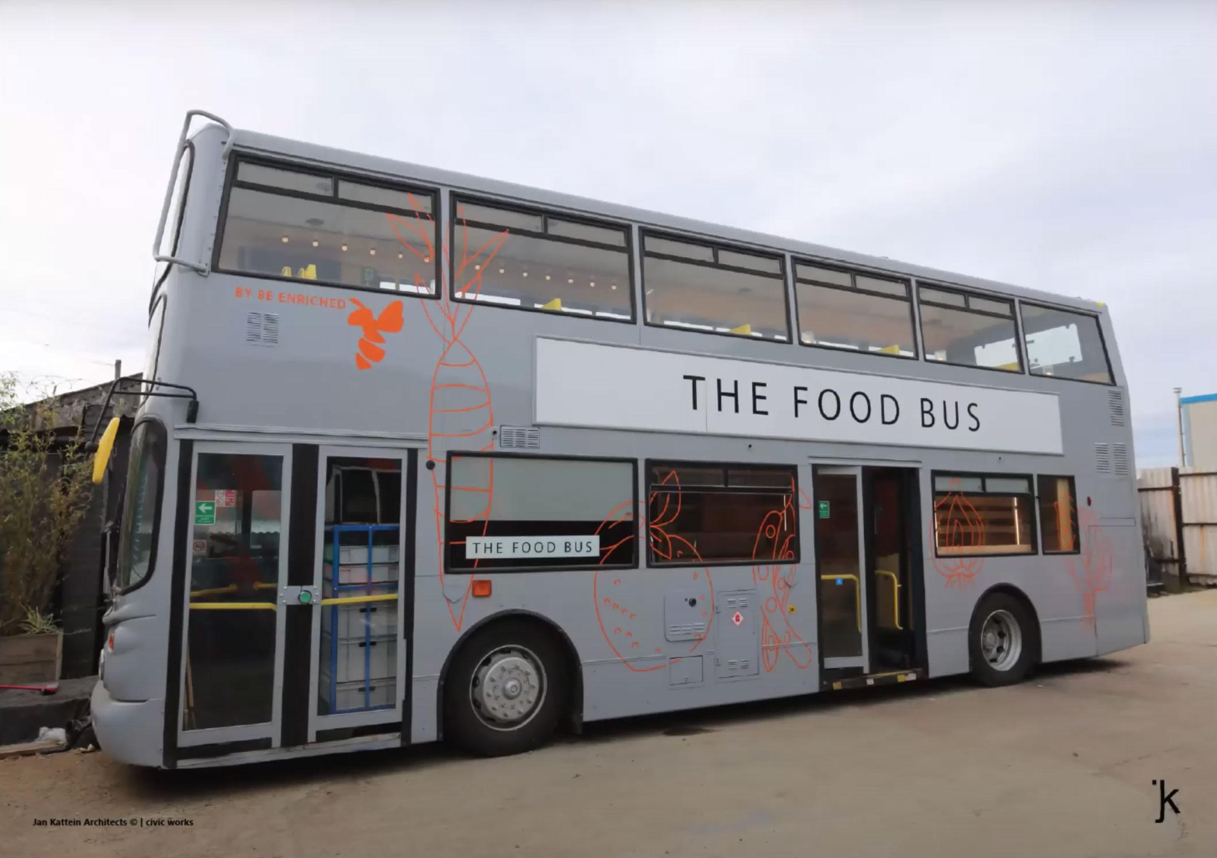 The Food Bus realised
